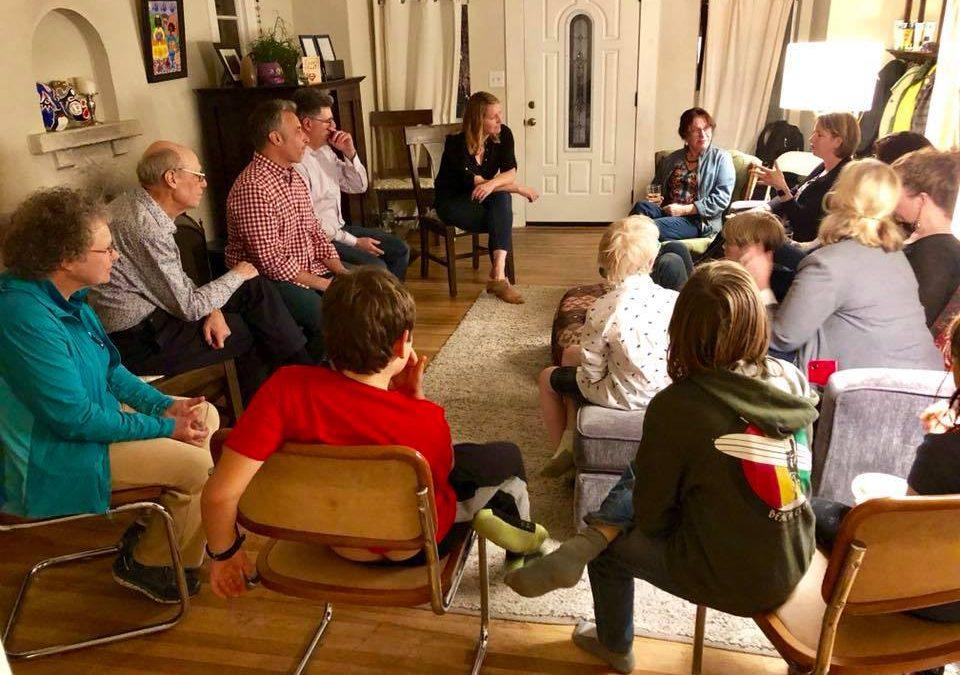 Rockridge House Party