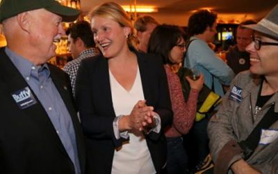 EAST BAY TIMES: How did political newcomer Buffy Wicks lead Assembly District 15 race?