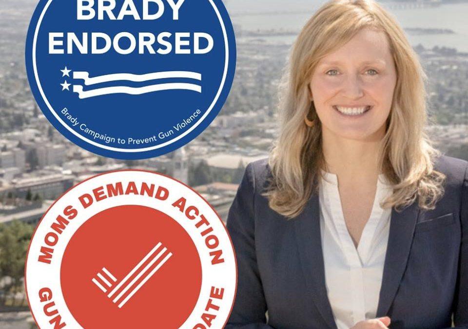 Brady Campaign to End Gun Violence Endorsement