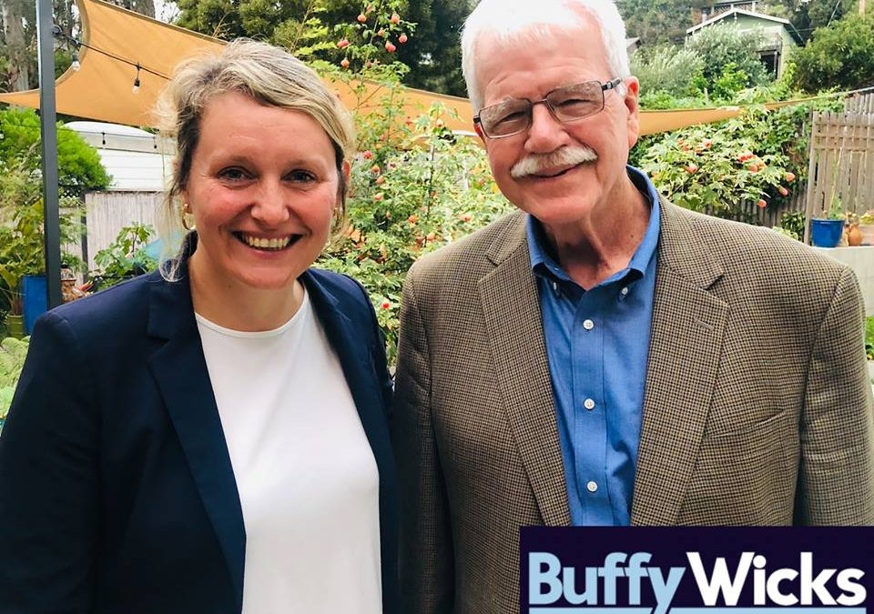 Congressman George Miller Endorses Buffy Wicks