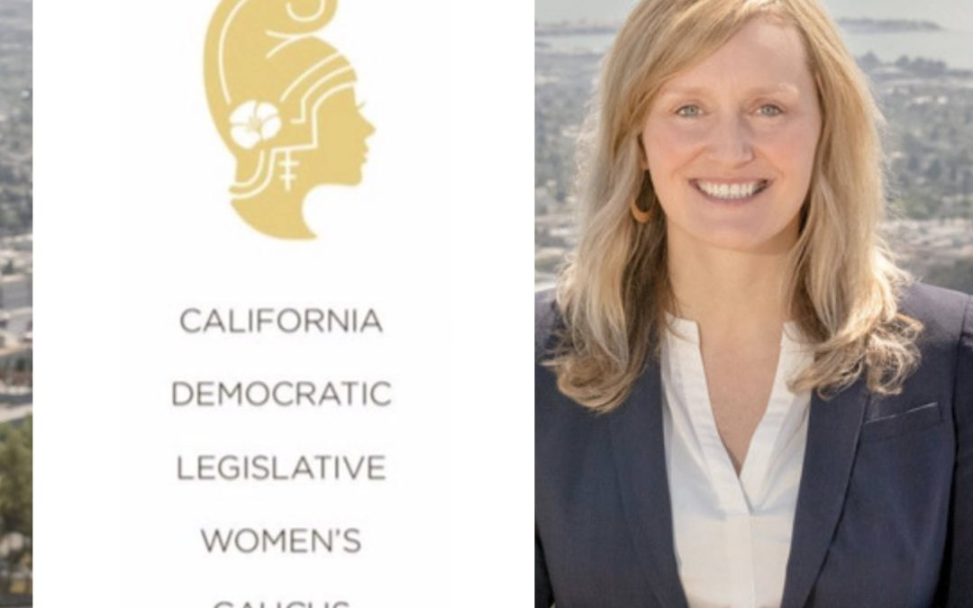 The California Democratic Legislative Women's Caucus Endorses Buffy!